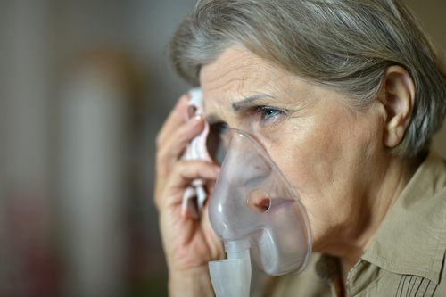hot breath and lung cancer