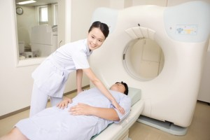 Lung Cancer Detection Improved by Interval Low-Dose CT Scan